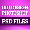 Post thumbnail of 52 Fresh GUI Design Photoshop PSD Files