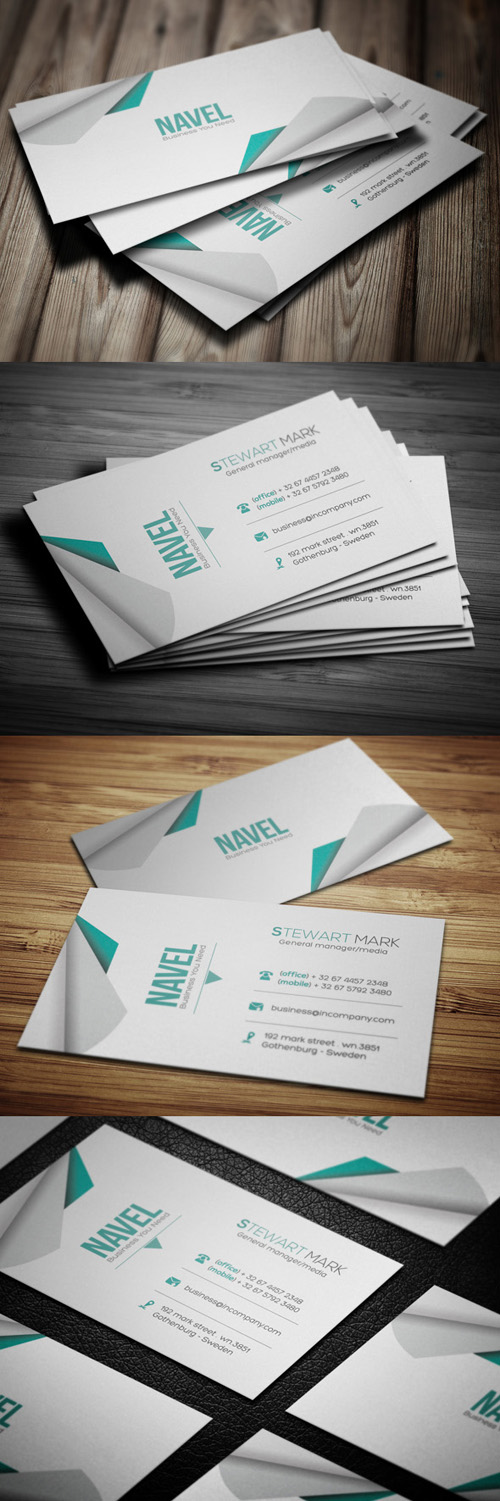 Great Business Card Template