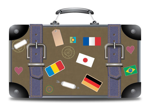 Learn To Make A Wonderful Vector Travel Suitcase In Illustrator