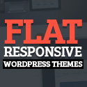 Post Thumbnail of 30 Flat UI WordPress Themes