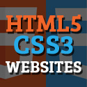 Post Thumbnail of 36 Fresh HTML5-CSS3 Web Design Examples for Inspiration