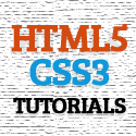 Post Thumbnail of Fresh HTML5 and CSS3 Tutorials For Designes and Developers