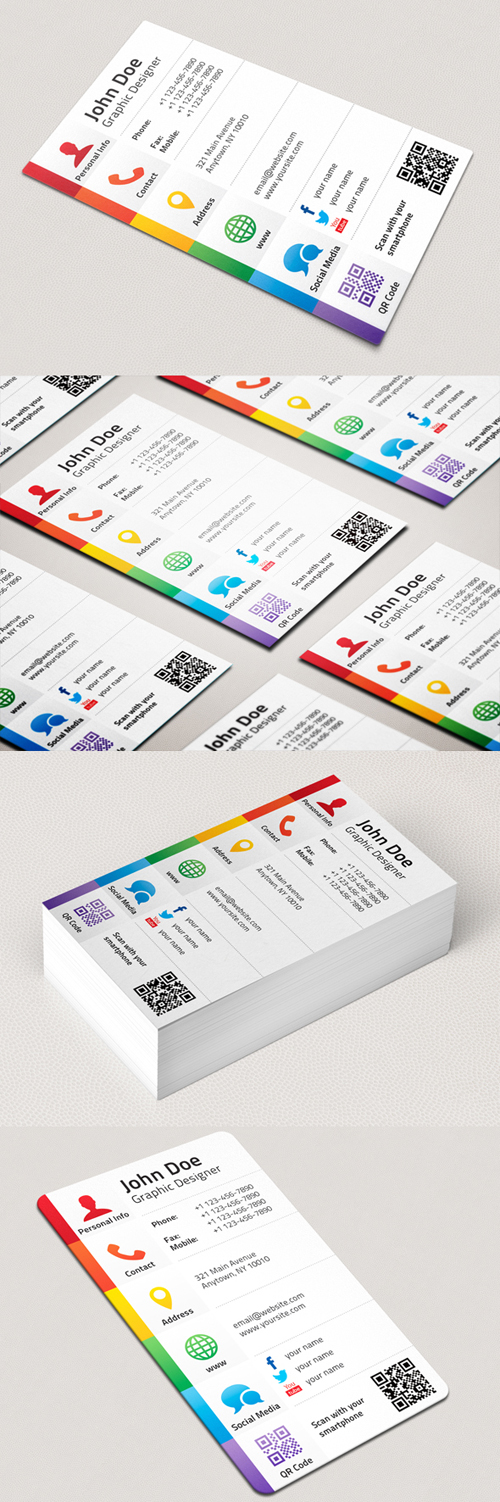 Designers Personal Business Card