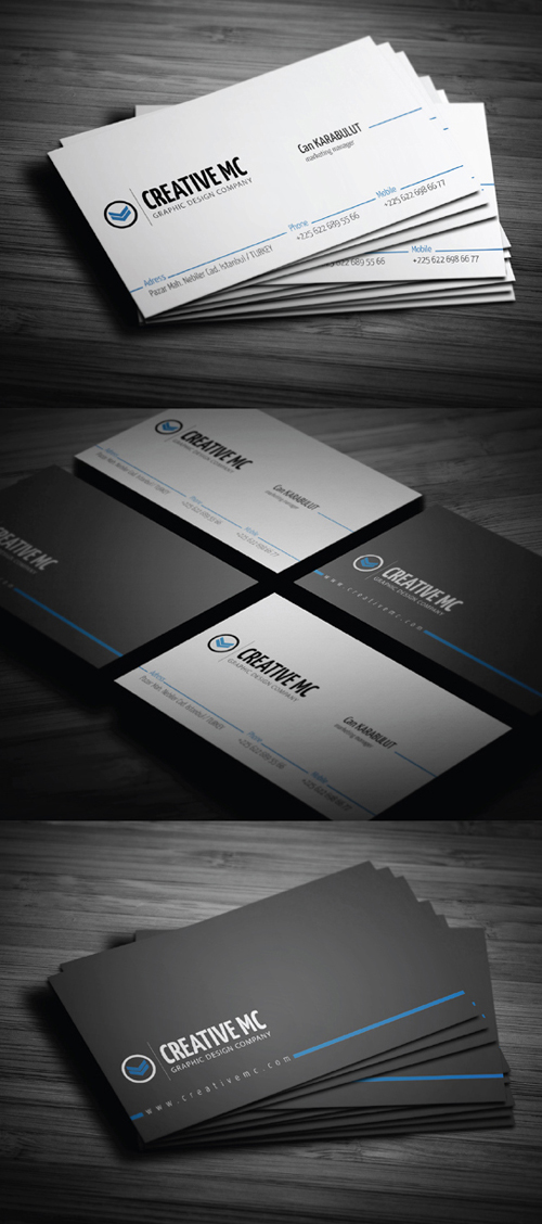 Business Card Design 11
