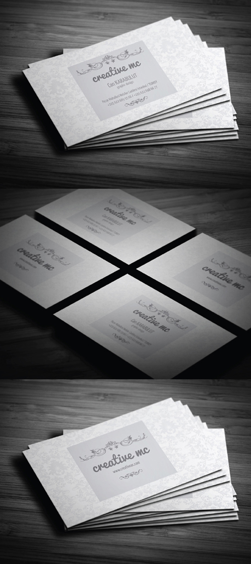 Business Card Design 12