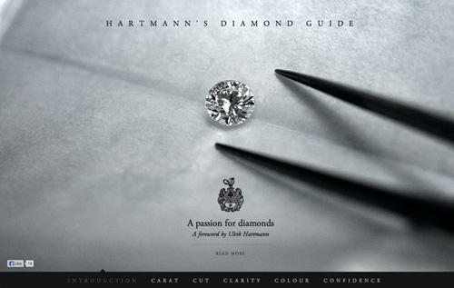 Hartmann's Diamond Guide