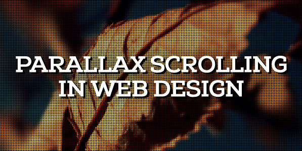 Parallax Scrolling Effect in Web Design: 25 Creative Examples
