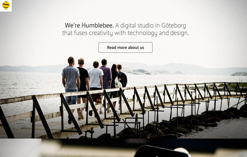 Responsive Website Design Humblebee