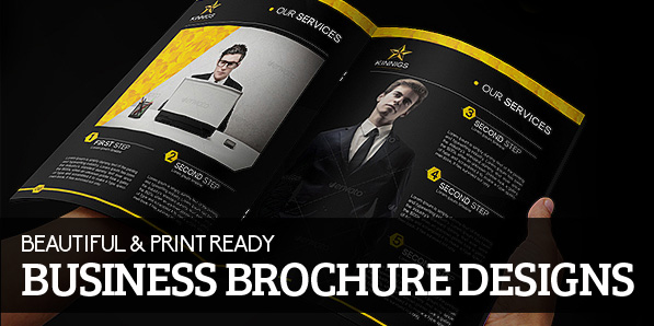 Business Brochure Designs Design – Business Brochure Design
