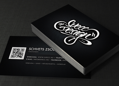 Svecc Design Business Card