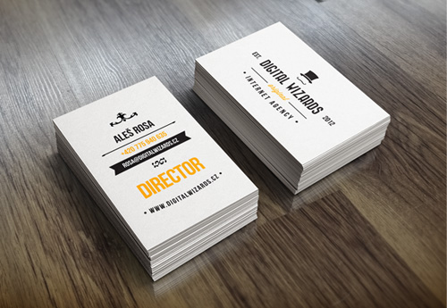 Digital Wizards Business Card