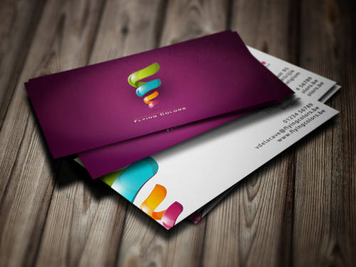 Flying Colours Branding