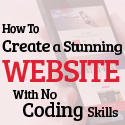 Post thumbnail of HTML5 Or CSS3? How To Create a Stunning Website With No Coding Skills