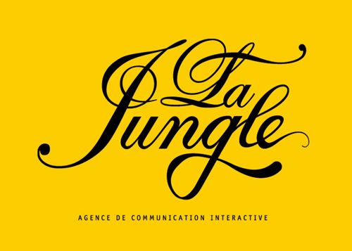 La Jungle web and graphic design agency website