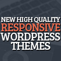 Post Thumbnail of 15 New Responsive WordPress Themes