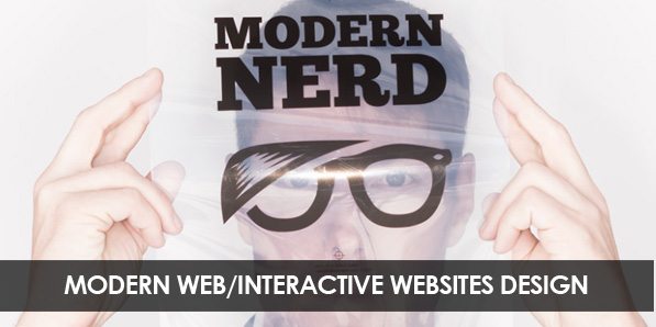 25 Modern Web / Interactive Websites Design Examples