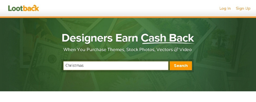 Designer's Earn Cash Back
