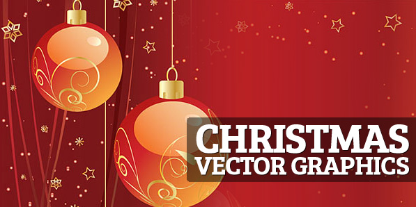 32 Christmas Vector Graphics (Last time collection)