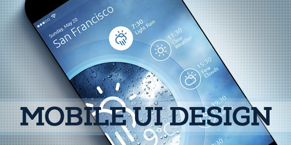 25 Creative Mobile UI Design with Great User Experience