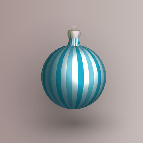 Christmas Stripe Ball