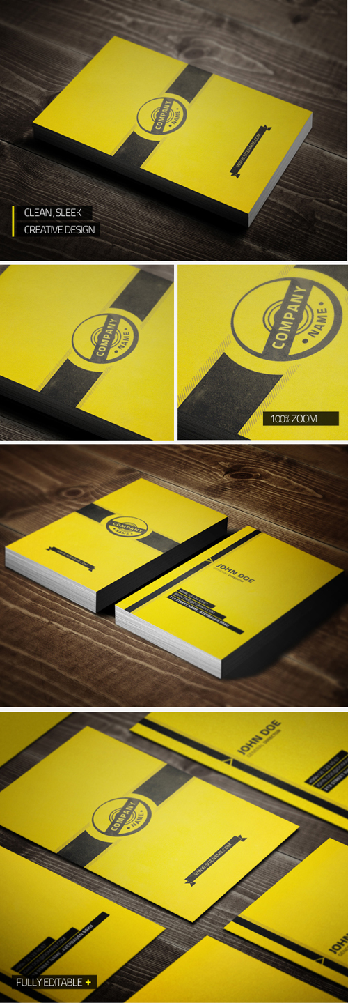 business cards template design - 23
