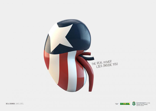 Government of the State of Ceará: Captain America