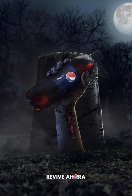 Pepsi: Relive for now