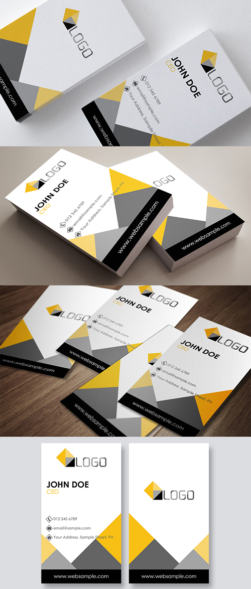 Business Cards Design-19
