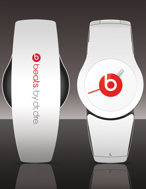 Beats Concept Watch