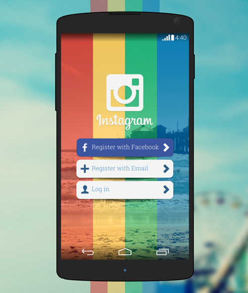 Instagram UI Design Concepts to Boost User Experience