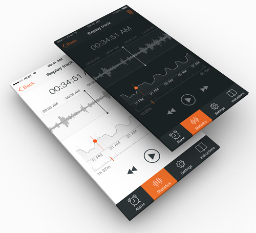 Sleep Tracker UI Design Concepts to Boost User Experience