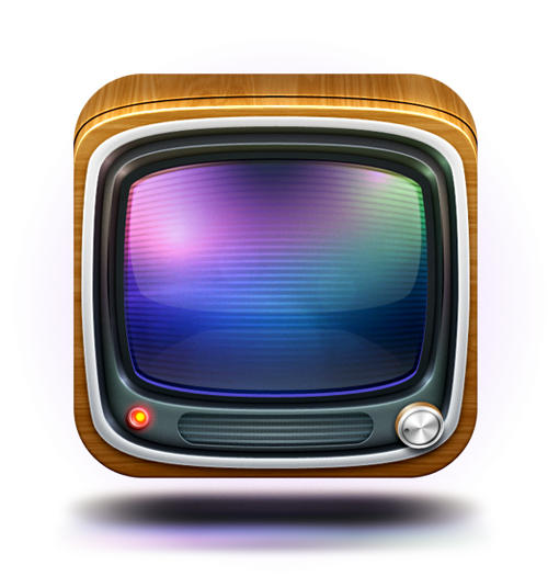 TV iOS Icon