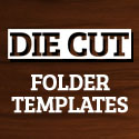 Post Thumbnail of 182 Free Die Cut Folder Templates to Download from CompanyFolders.com