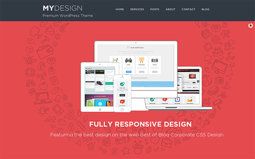 Image result for flat design website