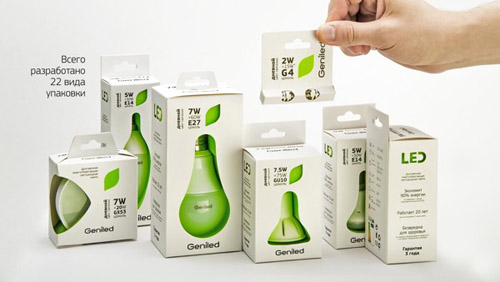 geniled packaging design - Packaging Design Ideas