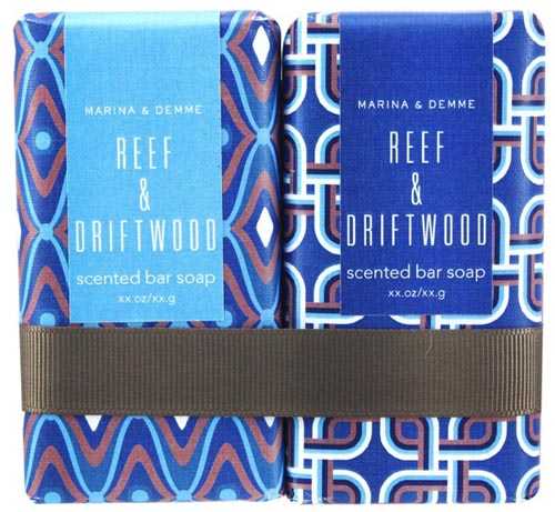 Bath Products Packaging Design