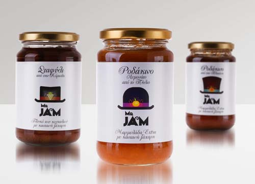 Andriotis Foods Packaging Design