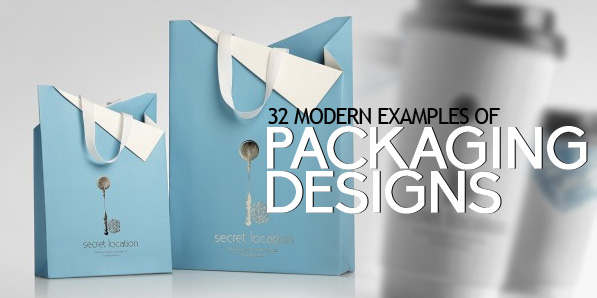 32 Modern Packaging Design Examples for Inspiration