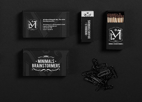 Creative examples of branding business card - 11