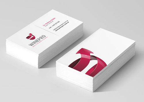 Creative examples of branding business card - 13