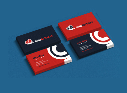 Creative examples of branding business card - 24