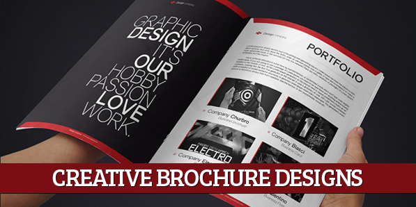15 Creative Print Ready Business Brochure Designs – Business Brochure Design