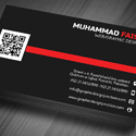 Post thumbnail of Elegant & Clean Business Card Mockup (PSD)
