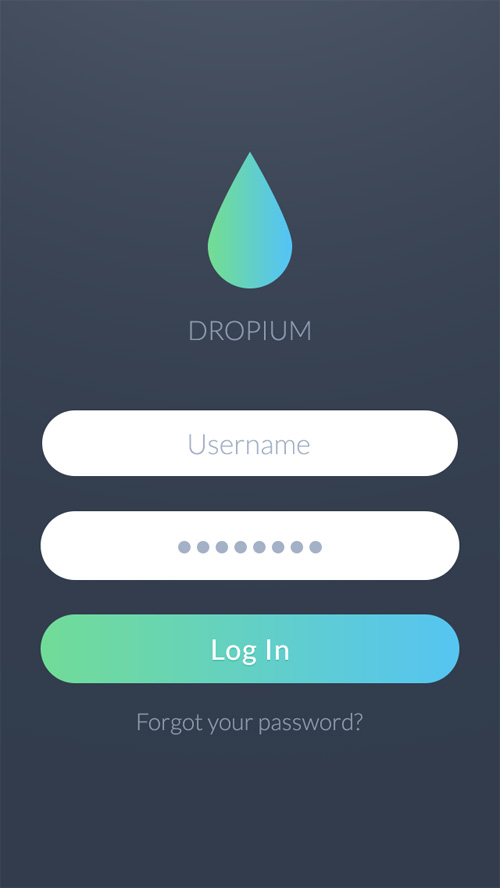 Modern App Sign In UI and Login UI Screen Designs-17