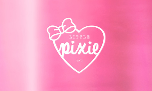 Little Pixie #logo #design