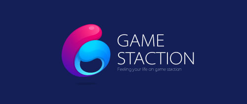 GAME STACTION #logo #design