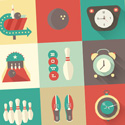 Post Thumbnail of 15 Sets of Vector / Flat PSD Icons - Free Download