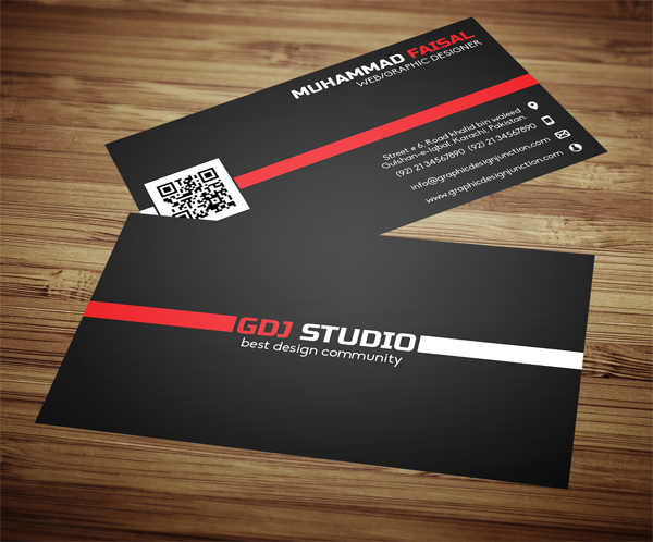business card mockup psd freebies graphic design junction