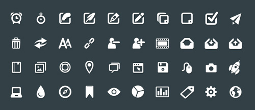 Choicons – free vector icons