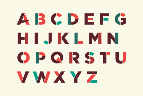 Free Font Scratch Typeface